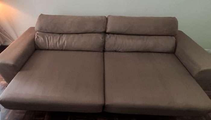 Sofa limpo